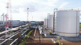Benzyna Składowi rezerwuary Otaczający drymbami zbiory