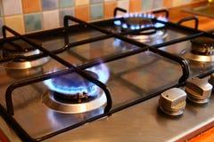 Benzynowa kuchenka Obraz Stock