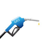 benzynowa pompa Obrazy Stock