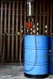 benzynowa pompa Zdjęcie Stock