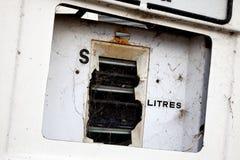 Benzynowa pompa Zdjęcie Royalty Free