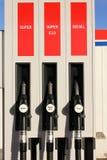 Benzynowa pompa 01 Fotografia Royalty Free