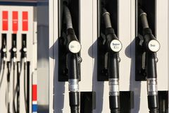 Benzynowa pompa 02 Obraz Stock