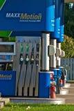 Benzynowa stacja Fotografia Royalty Free