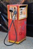 benzynowa stara pompa Obrazy Stock