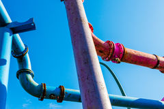 Benzynowe drymby Obraz Stock