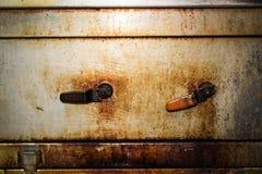 Benzynowe klapy Fotografia Stock