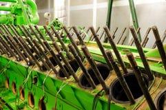 Benzynowego silnika utrzymanie Obrazy Royalty Free