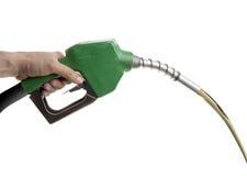 benzynowy nozzle Zdjęcia Stock
