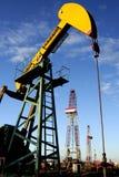 benzynowy olej Obrazy Stock