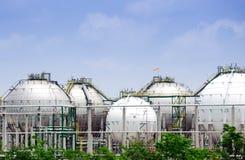 Benzynowy zbiornik Obrazy Stock