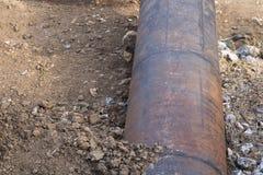 Benzynowych lub wodnych drymb budowa Zdjęcie Royalty Free