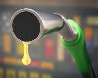 Benzyny kropla zdjęcia royalty free