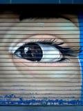 Beobachten der Straße Stockbilder
