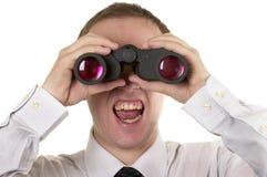 Beobachter Lizenzfreie Stockfotografie