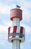Beobachtungs-Kontrollturm Stockbilder
