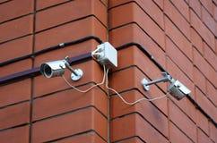 Beobachtungskameras Lizenzfreie Stockfotos