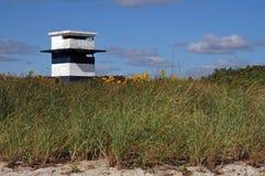 Beobachtungskontrollturm Lizenzfreies Stockbild