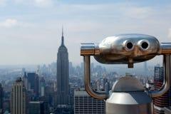Beobachtungsplattform Lizenzfreie Stockfotografie