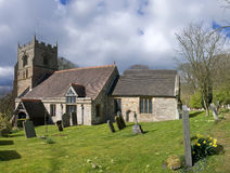 Beoley church Stock Photography