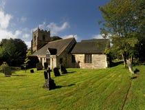 Beoley church Royalty Free Stock Photos
