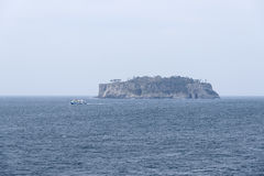 Beom Island in Jeju, Korea. Royalty Free Stock Images