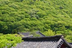 Beomeosa寺庙 图库摄影