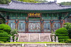 Beomeosa - temples de la Corée Photo libre de droits