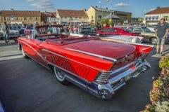 1958 beperkte Buick Convertibel Stock Afbeelding