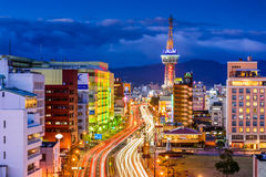 Beppu, Japan stockfotografie