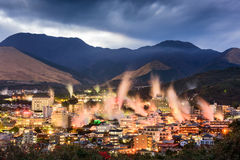 Free Beppu Japan Hot Springs Royalty Free Stock Photography - 68465047