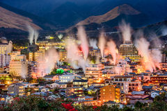 Beppu, Japan Onsens Stock Images