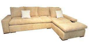 Bequemes Sofa Stockfotos