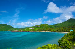 Bequia Bay Royalty Free Stock Image