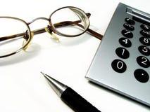 beräkningsskatt Fotografering för Bildbyråer