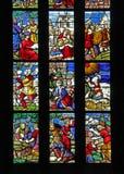 Berättelser av den gamla testamentet Arkivbilder