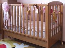 Berço do bebê Fotografia de Stock
