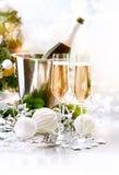 Beröm för nytt år royaltyfri fotografi