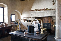 Berömd klosterhärbärge i Beaune, Frankrike arkivfoton