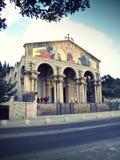 Kyrktaga i Jerusalem Royaltyfria Foton