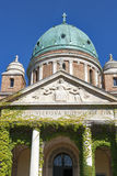 Berömd kyrkogård Mirogoj Royaltyfria Bilder