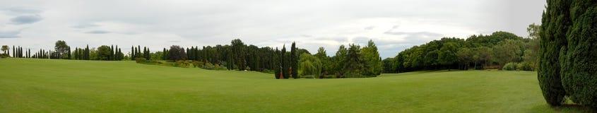 berömd park Arkivfoton