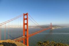 Berömd San Francisco guld- port Fotografering för Bildbyråer