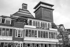 Berömd Shakespears jordklotteater i London - LONDON - STORBRITANNIEN - SEPTEMBER 19, 2016 Arkivbilder
