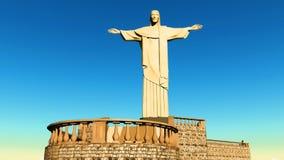 Kristus Reedemeren Royaltyfri Bild