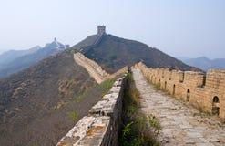berömd stor vägg Royaltyfria Foton