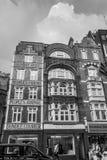 Berömd tidigare Sunday Post byggnad i London - LONDON - STORBRITANNIEN - SEPTEMBER 19, 2016 Royaltyfri Foto