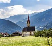 Berömda kyrkliga St Peter och Paul i Stanz Royaltyfri Fotografi
