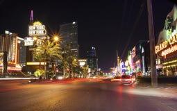Berömda Las Vegas, Nevada, USA Arkivbild