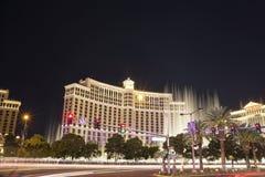Berömda Las Vegas, Nevada, USA Royaltyfri Foto